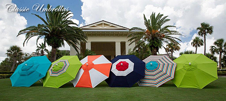 Design Your Own Canopy Market Umbrella, Choose a style