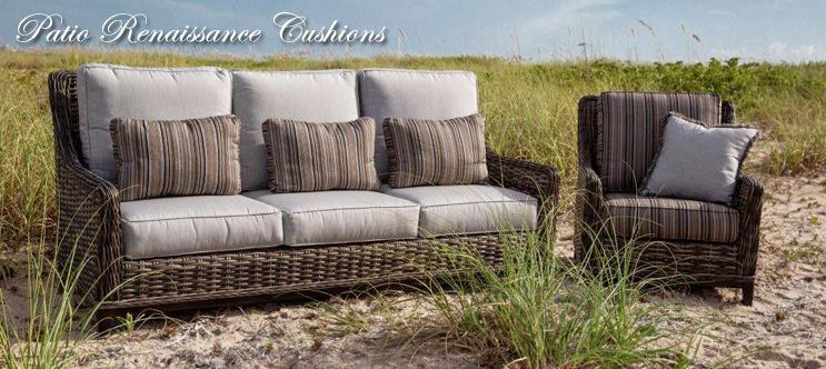 Patio Renaissance Replacement Cushions O E M Manufacturer